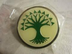 PAX 2012 MTG Ravnica Guild Pin - Selesnya