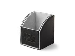 Dragon Shield Black/Light Grey Nest 100+ Deck Box
