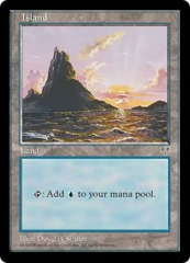 Island (D) [Sunset]