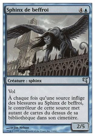 Sphinx de beffroi (Belltower Sphinx) #14/60