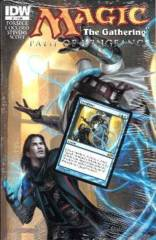 Magic: The Gathering Path of Vengeance #1 (includes Turnabout Promo)