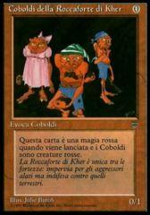 Kobolds of Kher Keep (Coboldi della Roccaforte di Kher)