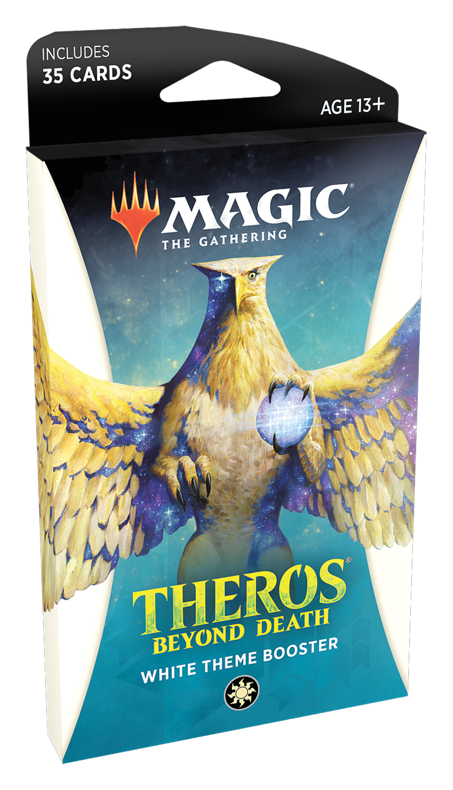 Theros Beyond Death Theme Booster - White (Ships Jan 24)