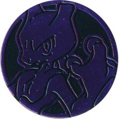 Pokemon Mewtwo Mewtwo Collectible Coin (Purple Mirror Holofoil)