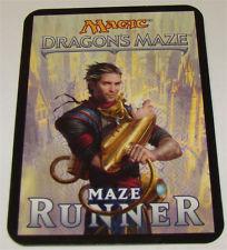 Ral Zarek - Maze Runner Card