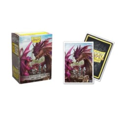 Dragon Shield 100ct Standard Sleeves - Matte Father's Day Dragon