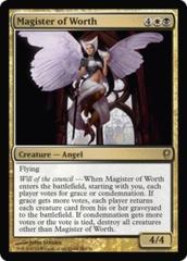 Magister of Worth - Foil
