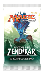 Battle for Zendikar Booster Pack