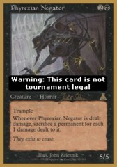 Phyrexian Negator (Version 1)