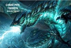 Grand Prix Toronto 2012 Ldt. Ed. Playmat