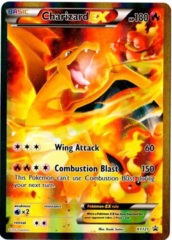 Charizard-EX - XY121 - Charizard-EX Red & Blue Box Promo