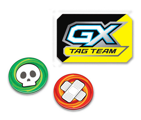 Pokemon Tag Team GX Marker, Damage and Poison Counter