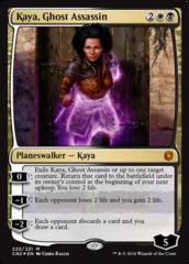 Kaya, Ghost Assassin - Alternate Art Foil