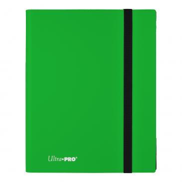 Ultra Pro 9-Pocket Eclipse Pro-Binder - Lime Green