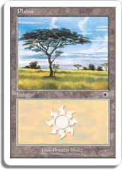 Plains - B [Portal 1, Small Tree Sheltered by Main Tree]