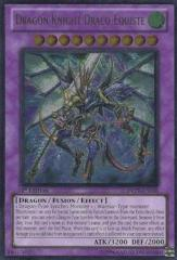 Dragon Knight Draco-Equiste - DREV-EN038 - Ultimate Rare - Unlimited Edition
