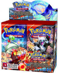 XY - Primal Clash Booster Box