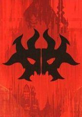 Dragon's Maze Pre-release Guild Card - Rakdos