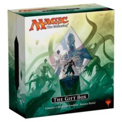 Holiday Gift Box - 2015 Battle for Zendikar Edition (Now contains 5 Boosters)