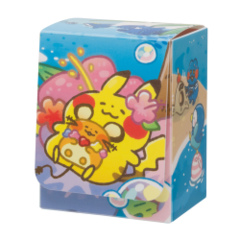 Pokemon Center Deck Case - Pikachu & Dedenne Yurutto