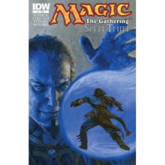 Magic The Gathering Spell Thief (2012 IDW) #1A