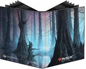 Ultra Pro 9-Pocket Unstable Lands Pro-Binder - Swamp
