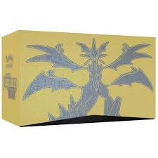 Pokemon Sun & Moon Forbidden Light Elite Trainer Box (500ct)