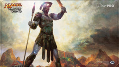 Grand Prix Toronto 2013 Ltd. Ed. Playmat (Colossus of Akros)