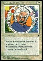 Presence of the Master (Presenza del Maestro)
