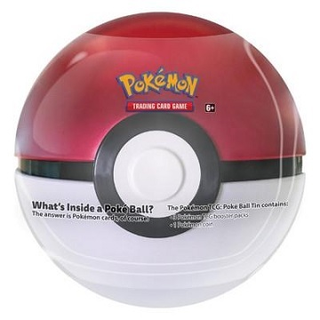 Pokemon Poke Ball Tin Wave 2 - 2019