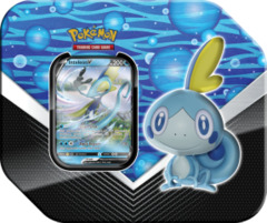 Pokemon Galar Partners Tin - Inteleon V (Ships Feb 27)