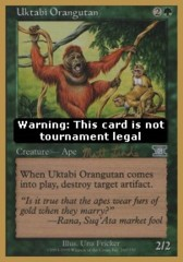 Uktabi Orangutan (Version 1)