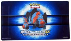 Pokemon Mega Swampert Ex Box Playmat
