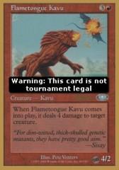 Flametongue Kavu (Version 2)