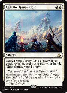 Call the Gatewatch - Foil