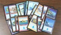 Random Foil Islands, Bundle of 10