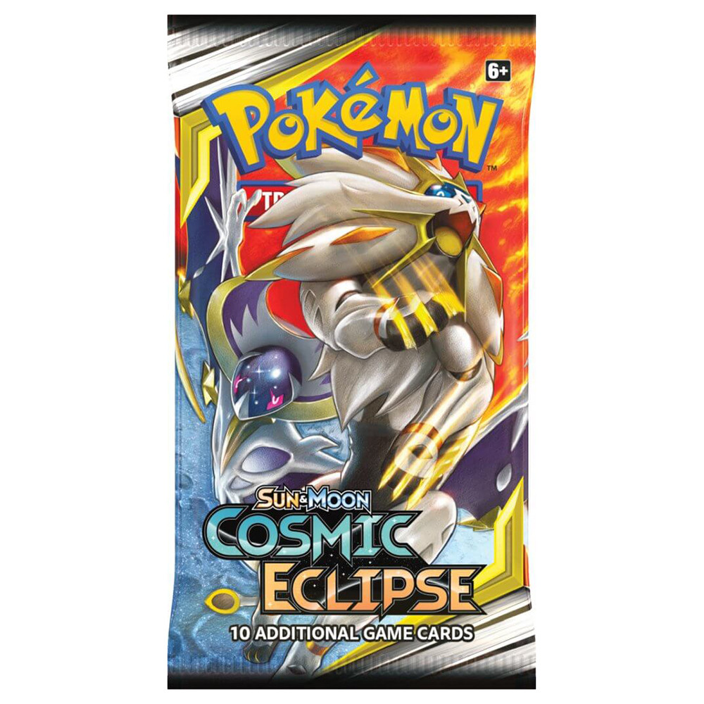 Sun & Moon - Cosmic Eclipse Booster Pack