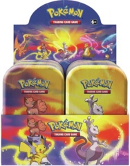 Kanto Power Mini Tins - Set of 5