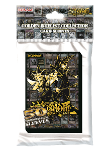 Golden Duelist 50ct Small Card Sleeves