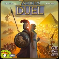 7 Wonders: Duel (Version Française)