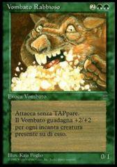 Rabid Wombat (Vombato Rabbioso)