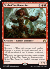 Scab-Clan Berserker - Foil
