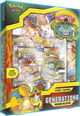 Tag Team Generations Premium Collection (Ships Nov 22)
