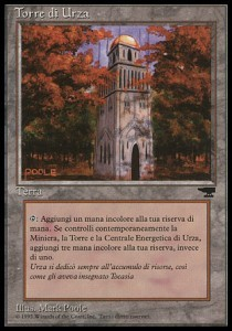 Urzas Tower - Forest