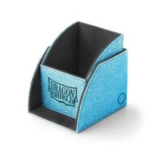 Dragon Shield Blue/Black Nest 100+ Deck Box