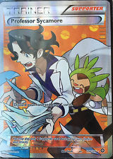 Professor Sycamore - Full Art Ultra Rare  - 114/114