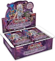 Legendary Duelists: Immortal Destiny Booster Box (Ships Sept 27)