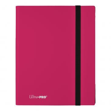 Ultra Pro 9-Pocket Eclipse Pro-Binder - Hot Pink