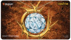 Eternal Weekend 2019 Legacy Championship Ltd. Ed. Playmat - Mox Diamond