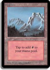 Mountain (A) [Blue Sky]